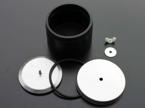 The Kitiki 950gm Large Rubber Drum